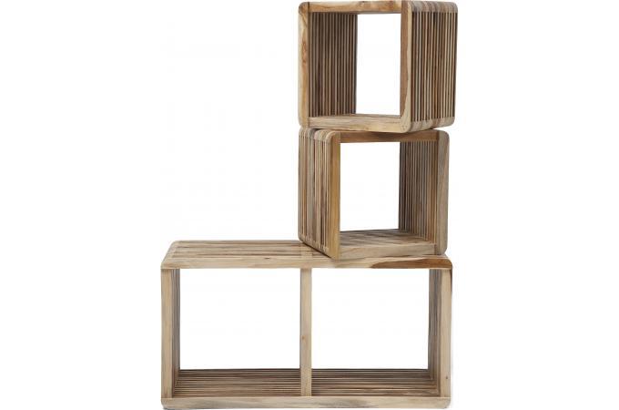 Cube Bois Rangement Pas Cher Venus Et Judes
