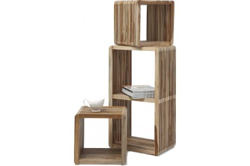 Lot de 3 Cubes Nature MICADO