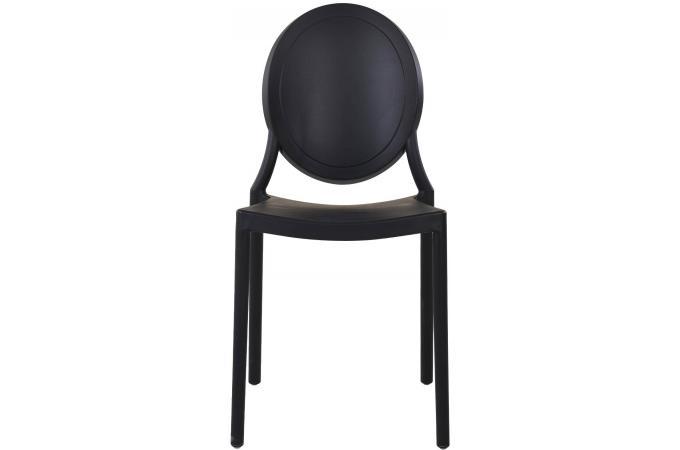 Empilables Chaise Noires Design 4 Médaillon Lot Jude De Chaises 34qjRcAS5L