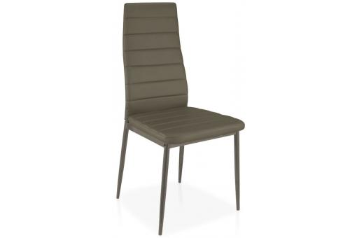 Chaise Design Taupe