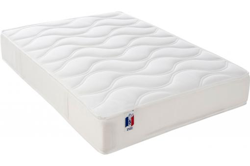 Matelas 100% latex 2 Faces H.19 cm 140x190 cm JUNON