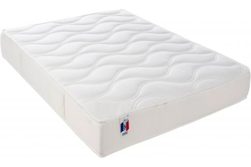 Matelas 100% latex 2 Faces H.19 cm 160x200 cm JUNON