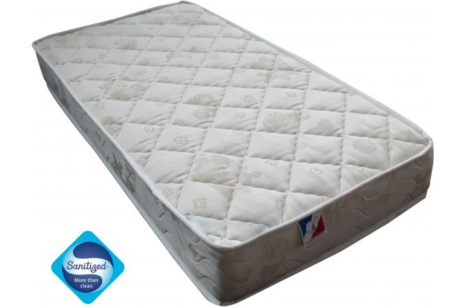 matelas enfant latex et mousse 25 kg m3 cm 60x120 cm mara matelas pas cher. Black Bedroom Furniture Sets. Home Design Ideas