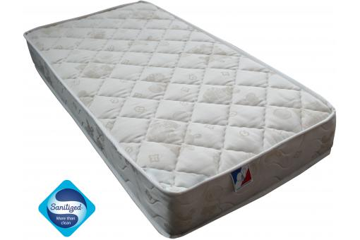 matelas enfant latex et mousse 25 kg m3 cm 70x140 cm mara matelas pas cher. Black Bedroom Furniture Sets. Home Design Ideas
