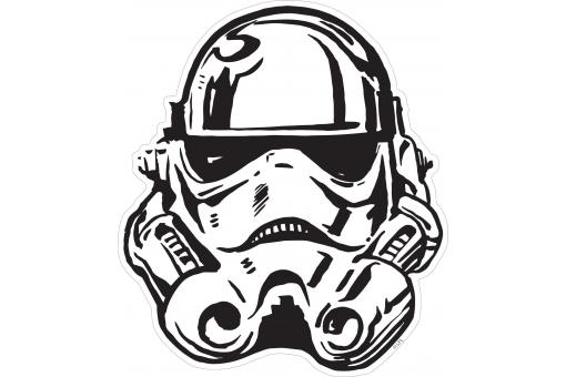 Maxi Stickers Star Wars Storm Trooper 55x100