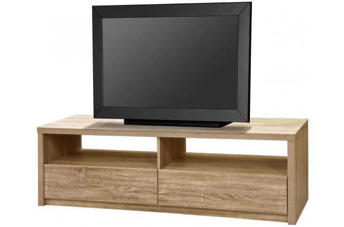 meuble tv ch ne griff naturel pagne meuble tv pas cher. Black Bedroom Furniture Sets. Home Design Ideas