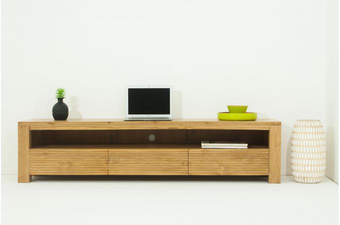 Idee meuble tv pas cher meuble tv teck pas cher - Meuble en teck pas cher ...
