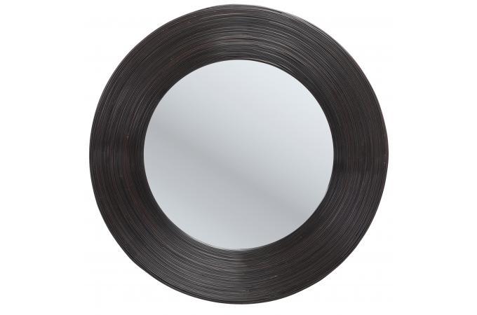 Miroir lane 100 cm miroir rond et ovale pas cher for Miroir rond 50 cm pas cher
