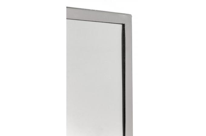 Miroir pocket square 60x51cm kare design miroir carr for Miroir carre pas cher