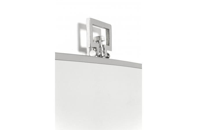 Miroir pocket square 60x51cm miroir carr pas cher for Miroir carre pas cher
