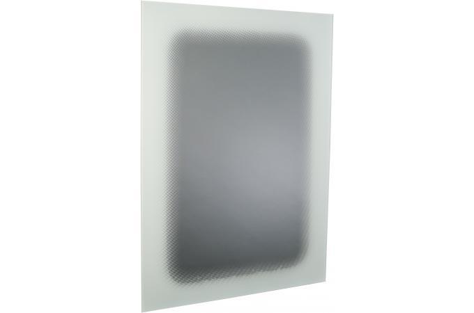 Miroir rectangulaire blanc 90x60 lepidolite miroir for Miroir 90x60
