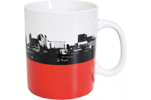 Mug Architectura Pop Rouge