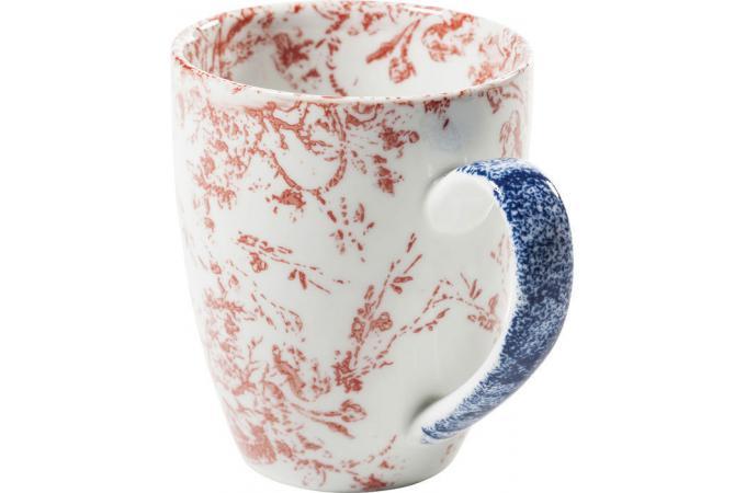 Design En D'infos Kare Mug Plus Porcelaine Rose Rosalie n0ON8wPkX