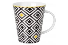 Mug Breakfast Eclektic Mix Noir & Blanc - Mug la chaise longue