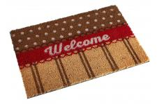 Paillasson imprimé Welcome FAMILIO - Tapis deco design