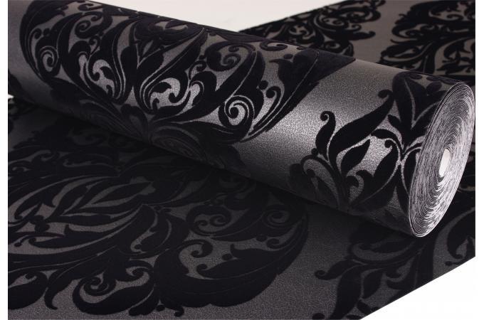 Papier Peint Design Noir. Stunning Papier Peint Vinyle Vecteur