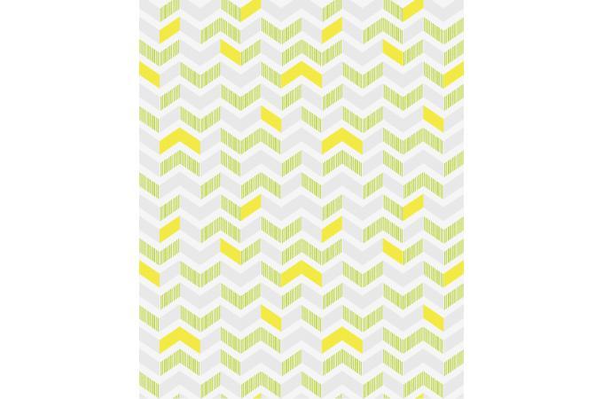 papier peint chevron jaune vert papier peint ville pas cher. Black Bedroom Furniture Sets. Home Design Ideas