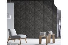 papier peint bois et m tal papier peint effet bois ou m tal. Black Bedroom Furniture Sets. Home Design Ideas