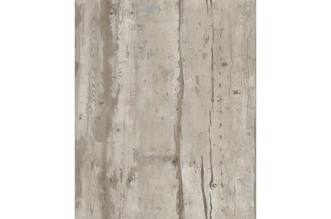 papier peint effet bois taupe luke papier peint bois. Black Bedroom Furniture Sets. Home Design Ideas