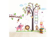 DeclikDeco - Papier Peint Jungle HAPPYNESS - Papier peint design