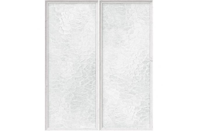 papier peint verri res d 39 atelier blanches grands carreaux. Black Bedroom Furniture Sets. Home Design Ideas