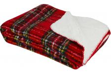 Plaid Câlin Ecossais SCOTT - Plaid design