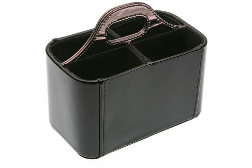 porte t l commande noir vari range t l commande pas cher. Black Bedroom Furniture Sets. Home Design Ideas
