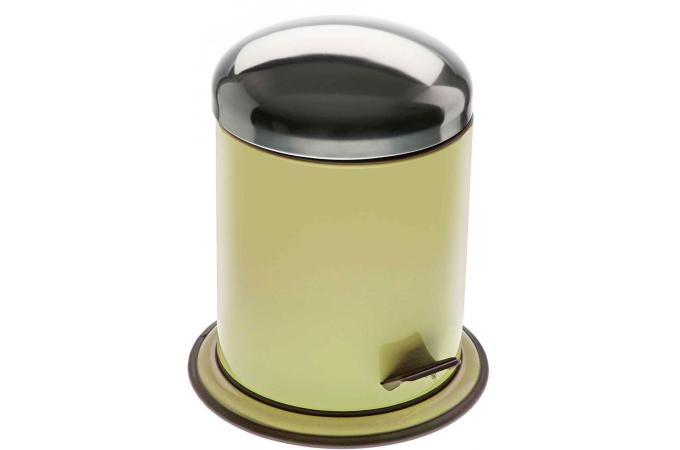 poubelle 5l jaune d20 5 soesto poubelle design pas cher. Black Bedroom Furniture Sets. Home Design Ideas
