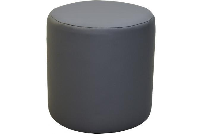 pouf rond gris cliffhanger pouf design pouf g ant pas cher. Black Bedroom Furniture Sets. Home Design Ideas