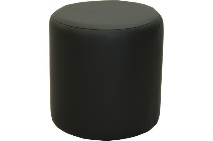 pouf rond noir cliffhanger pouf design pouf g ant pas cher. Black Bedroom Furniture Sets. Home Design Ideas