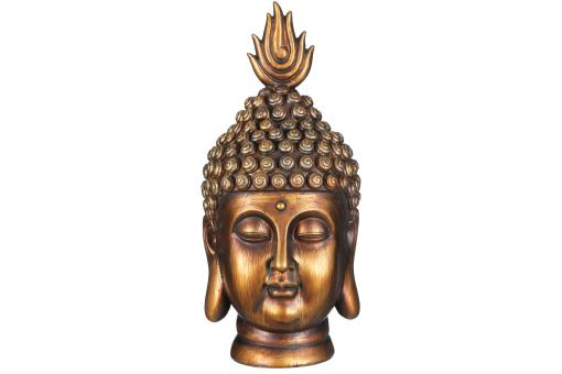 Sculpture décorative Bouddha H33,50cm ZEN