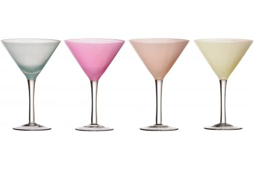 Set De 4 Verres A Cocktail