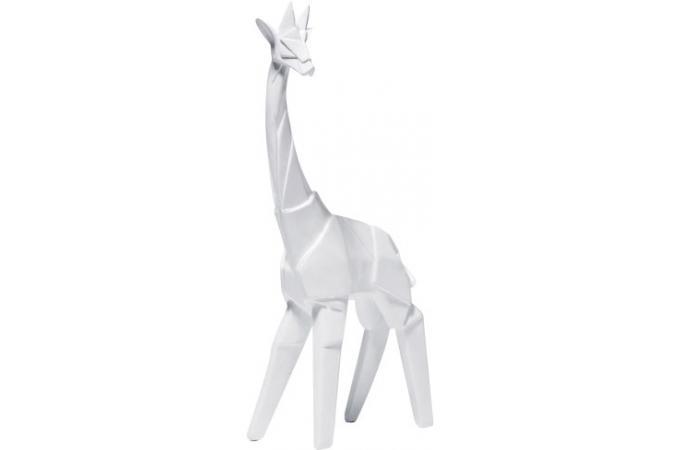 statue girafe en polyr sine declikdeco. Black Bedroom Furniture Sets. Home Design Ideas