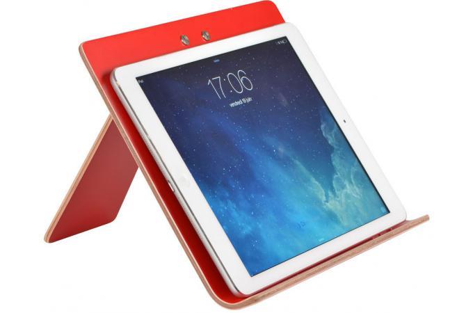 Support De Tablette Rouge - Accessoire & Caisson Bureau Pas Cher
