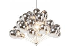 KARE DESIGN - Suspension Balloons Argent VERONA - Luminaire design