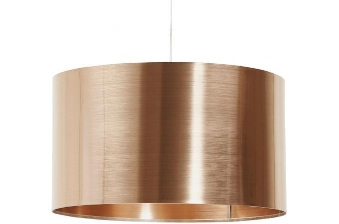 Suspension cylindrique cuivre tabou suspension pas cher - Objet cylindrique 94 ...