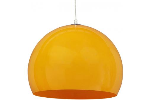 Suspension vintage orange KYLAS