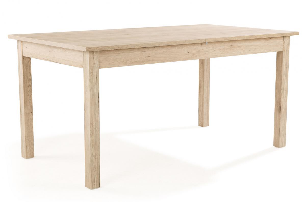 Table A Manger Extensible 2 Rallonges Bois 160x90 Hathor Table