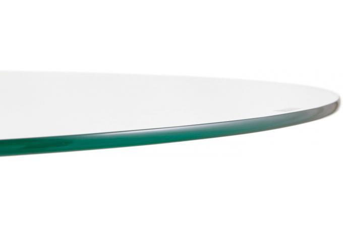 Table PINNER Manger D90 551 à Métal Verre Ronde avis et vmnN80w
