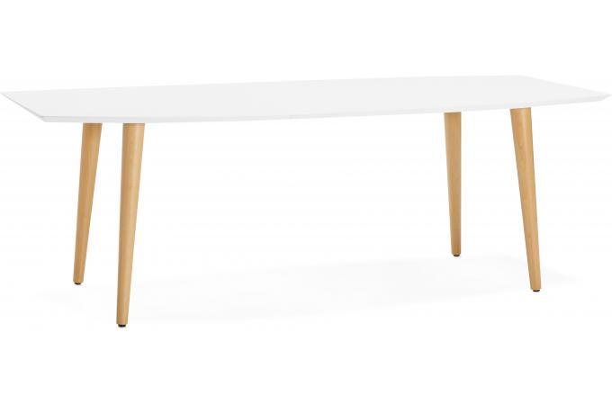 table manger scandinave rectangulaire satra table. Black Bedroom Furniture Sets. Home Design Ideas