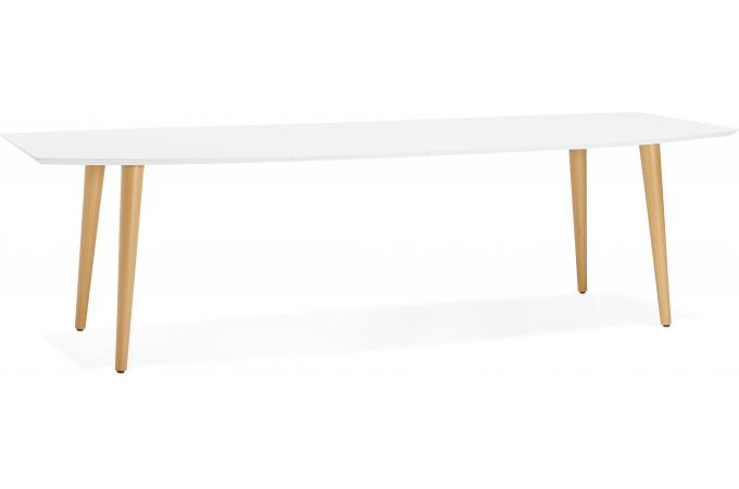 table manger scandinave rectangulaire satra table. Black Bedroom Furniture Sets. Home Design Ideas