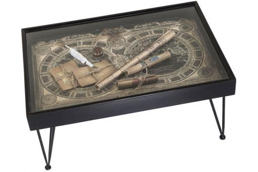 Table Basse 100x70 cm COLLECT MAPS