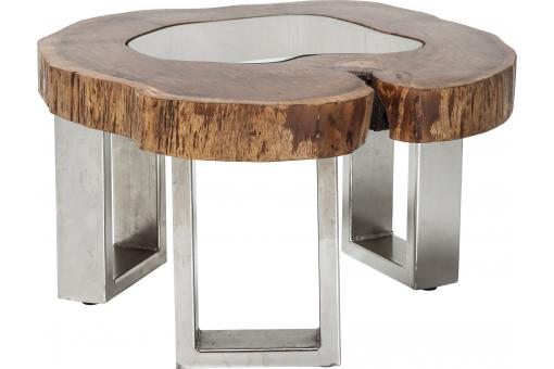 Table Basse Marron