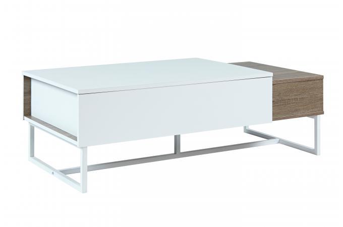 Table basse avec plateau relevable ulti table basse pas cher - Table basse avec plateau relevable ...
