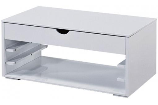 Table basse Blanche BRANDY