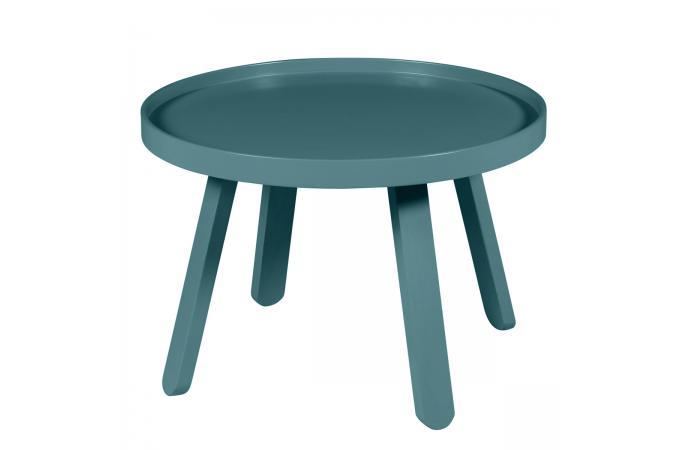table basse bois bleu canard kalena table basse pas cher. Black Bedroom Furniture Sets. Home Design Ideas