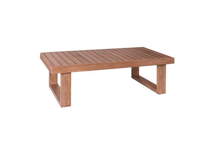 Table Basse de Jardin Marron CHIARA Plus d\'infos