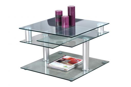 Table Basse En Verre DINO