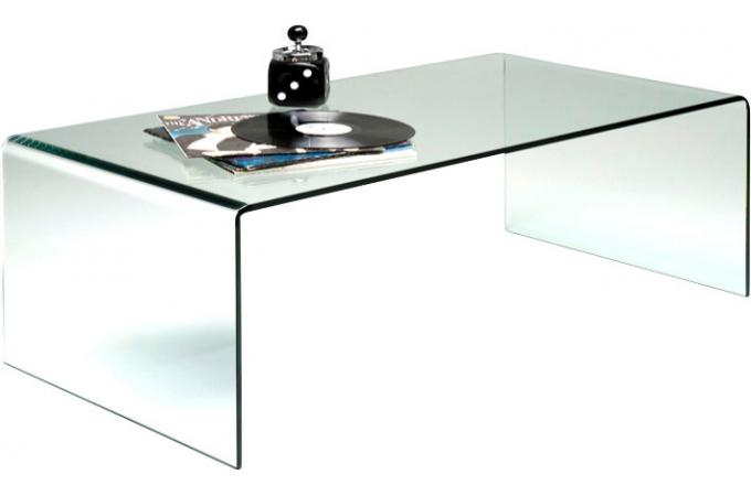 Table Basse En Verre Kana
