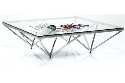 Table basse Network 105 x 105 cm